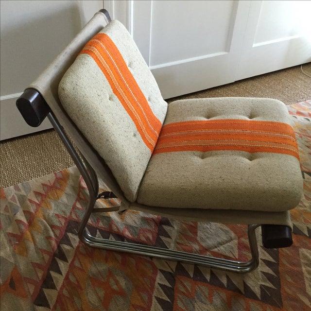 1970 Danish Modern Lounge Chair - Image 4 of 11
