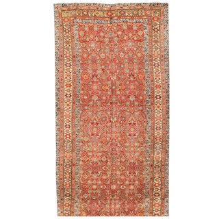 Exceptional 19th Century Persian Souj Boulak Gallery Carpet