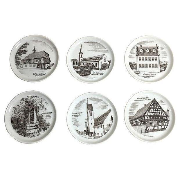 Furstenberg Vintage W. German Coasters - Set of 6 - Image 1 of 8