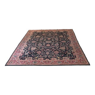 Antique Double Sided Spanish Rug - 10'7 X 15'2