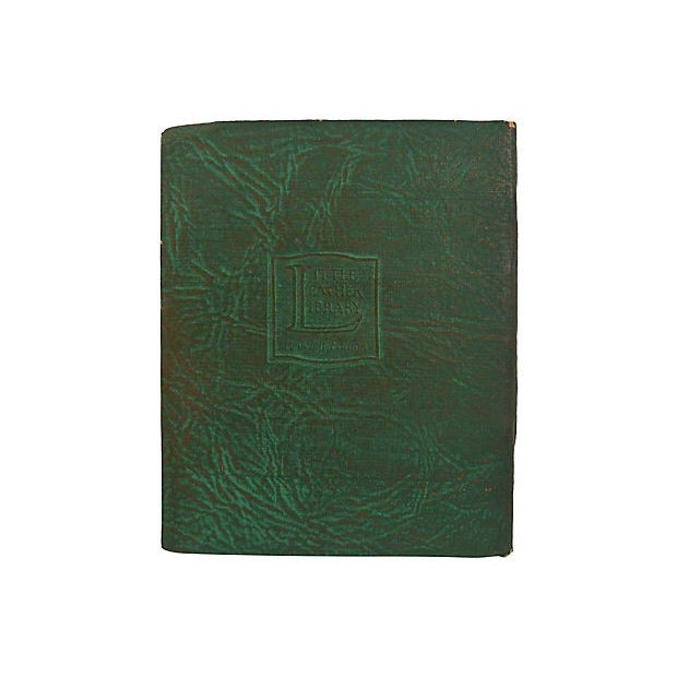 1920s Turgenev's Mumu Leather Book - Image 3 of 3