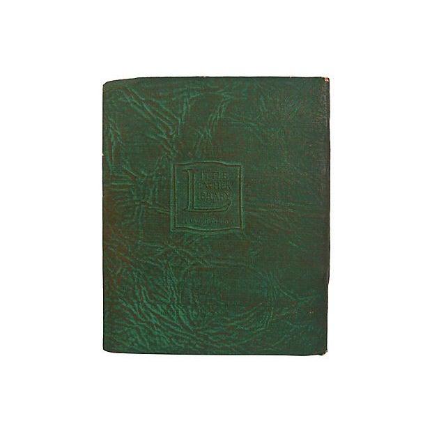 Image of 1920s Turgenev's Mumu Leather Book