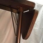 Image of Vintage Formica Drop Leaf Table