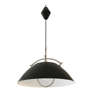 "Hans Wegner ""The Pendant"" Retractable Ceiling Light"