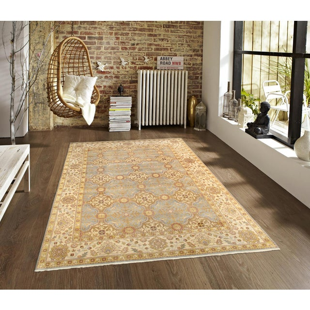 """Sultanabad Collection Rug - 10' X 13'8"""" - Image 4 of 4"""