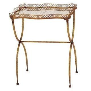 Vintage Style Tea Table