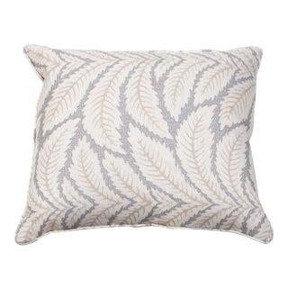 Brunschwig & Fils Light Leaves Pillow