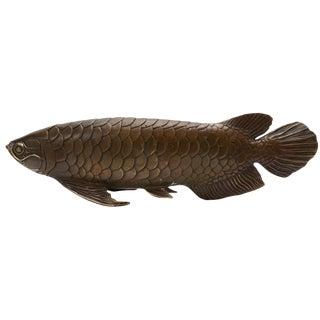 Japanese Bronze Carp