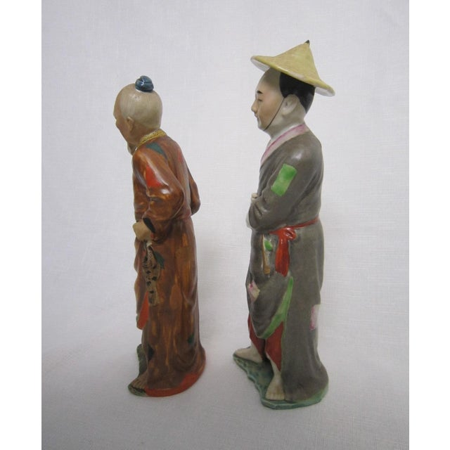 Chinese Figures - A Pair - Image 3 of 5