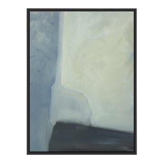 """Abstract Planes & Corners"" Framed Fine Art Giclée"