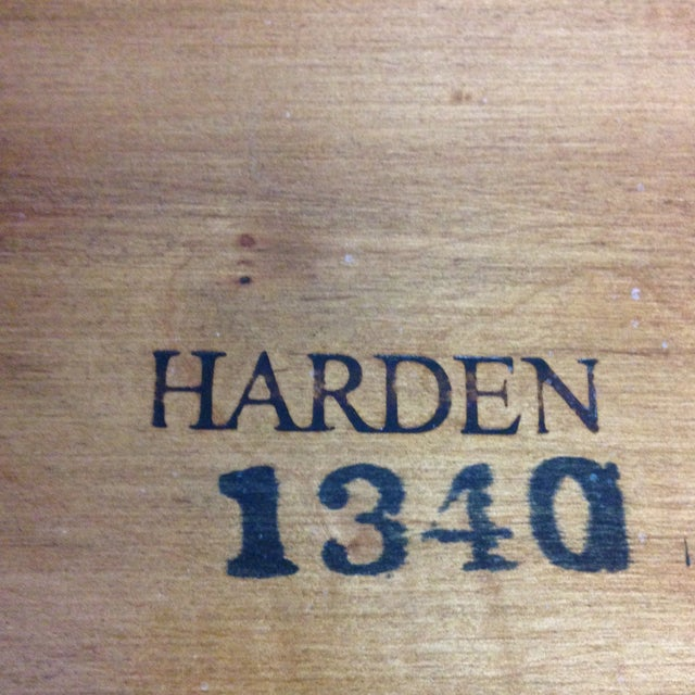 Harden Cloverleaf Accessory Table - Image 9 of 9