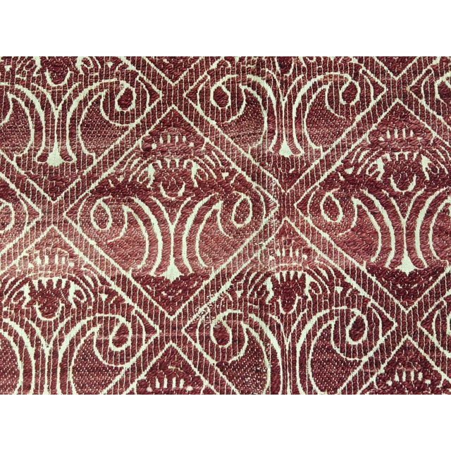 "Bellwether Rugs Turkish Flat Weave Kilim - 4'10"" X 10'5"" - Image 6 of 7"