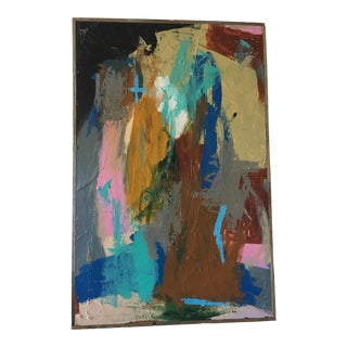 Abstract Painting by Erik Hoff