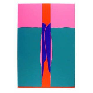 "Herran ""Landscape #6"" Print"