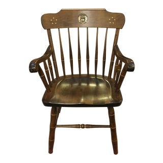 Centennial Walnut Arm Chair