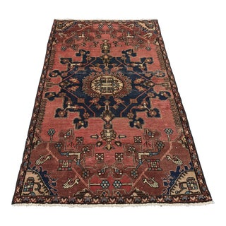 "Persian Tafresh Small Area Rug - 3'3"" x 5'6"""