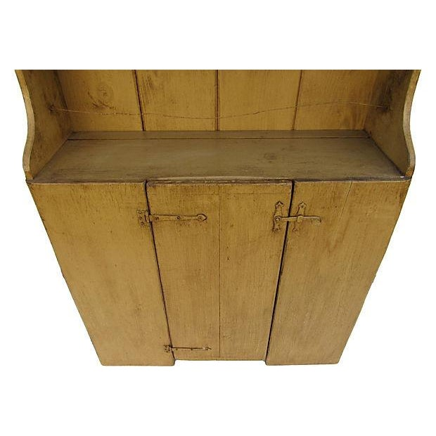 Rustic Farmhouse Hutch - Image 5 of 5