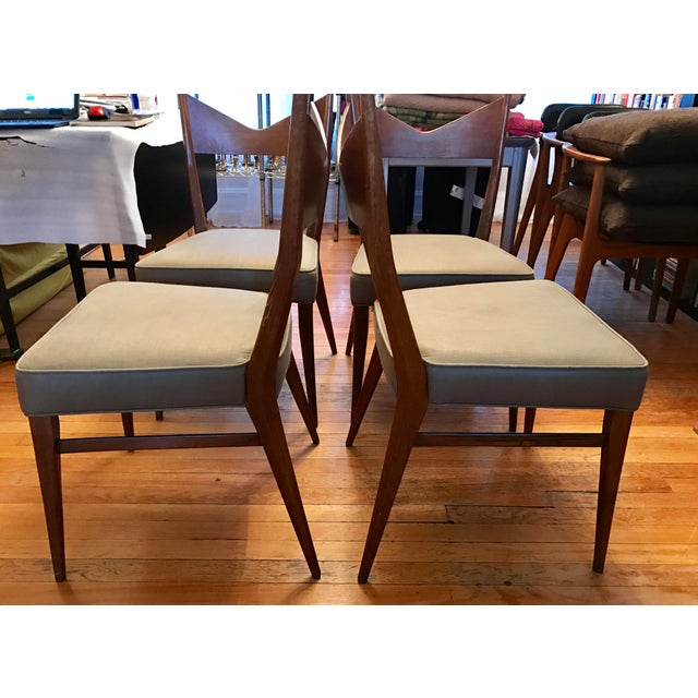 Paul McCobb Calvin Dining Chairs - Set of 4 - Image 3 of 11