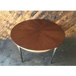 Image of Mid-Century Regency Dining Table