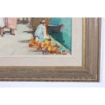 """Image of Knut Norrman """"Venice Impressionist"""" Oil Painting"""