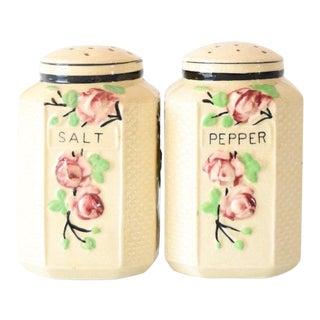 Farmhouse Salt & Pepper Shakers - A Pair