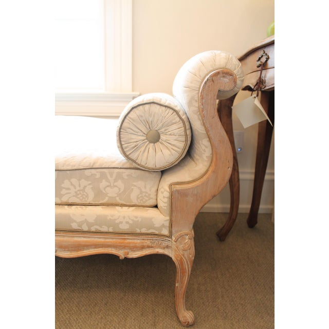 Carved Daybed with Bolsters - Image 3 of 6