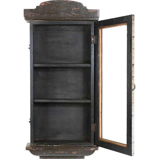 Image of Juniper Showcase Wall Cabinet