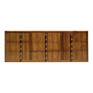 Hollywood Regency Wood Dresser