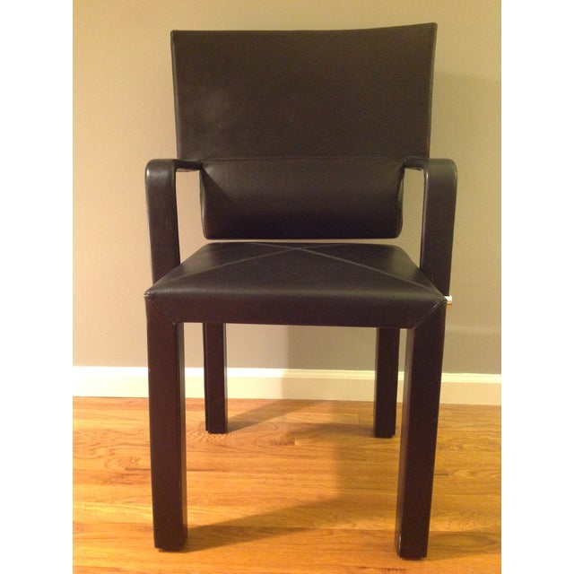 B&b Italia Contemporary Dining Chairs - A Pair - Image 3 of 7