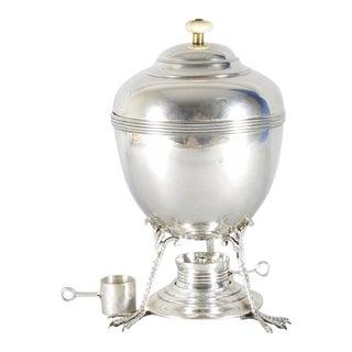 Vintage Tiffany & Co. Silver Plate Warmer