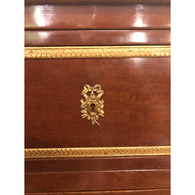 Bronze Mounted Step Up Commodes in the Russian Neoclassical Style - A Pair - Image 7 of 10