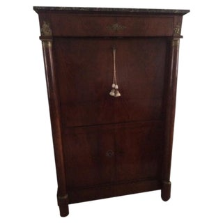 Early 19 Century Empire French Secretary