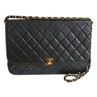 Chanel Classic CC Quilted Lambskin Bag