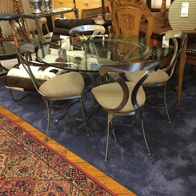 Shaver Howard Dining Set - Image 2 of 9