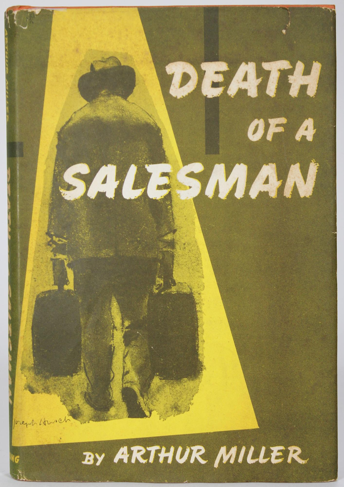 symbols in death of a salesman by arthur miller Death of a salesman symbols essay  family meltdowns are very common within dysfunctional families, such as the lohmans, in arthur miller's the death of a .