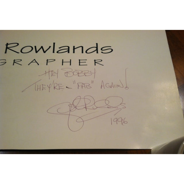 Beatles Press Conference Signed Photograph - Image 4 of 10