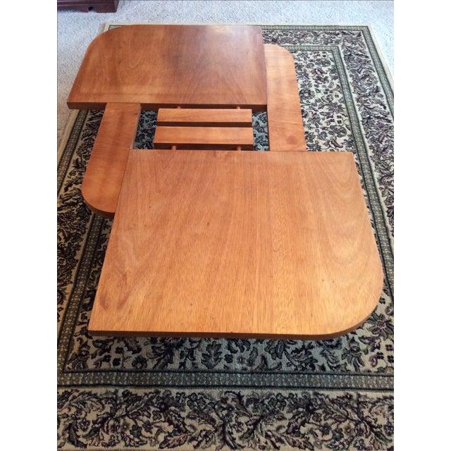 Image of Vintage Danish Modern Low Coffee Table