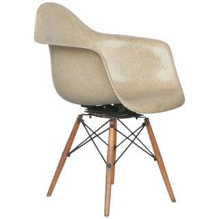 Eames DAW Fiberglass Armchair for Herman Miller