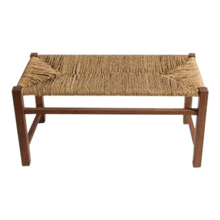 Furniture Co. Rush Bench