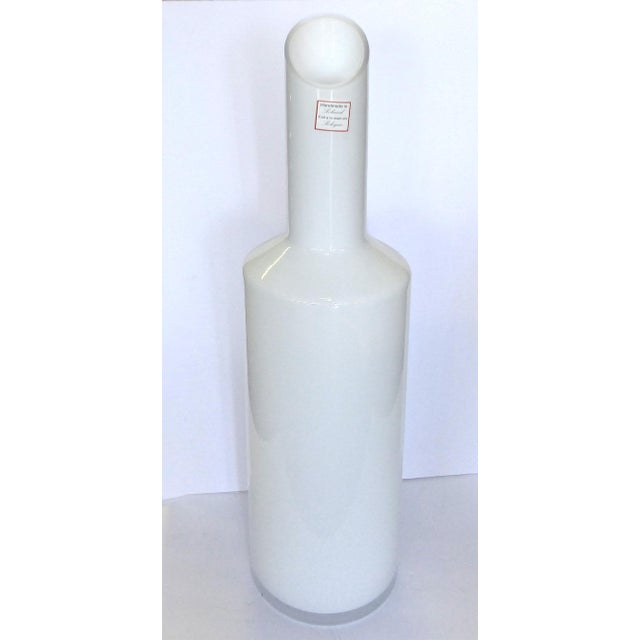 Blown Cased Glass Vessel - Image 2 of 6