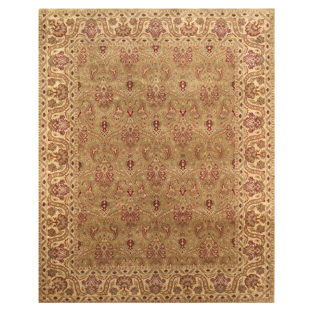 """Pasargad Tabriz Collection - 8'1"""" X 10'1"""" - Image 1 of 2"""