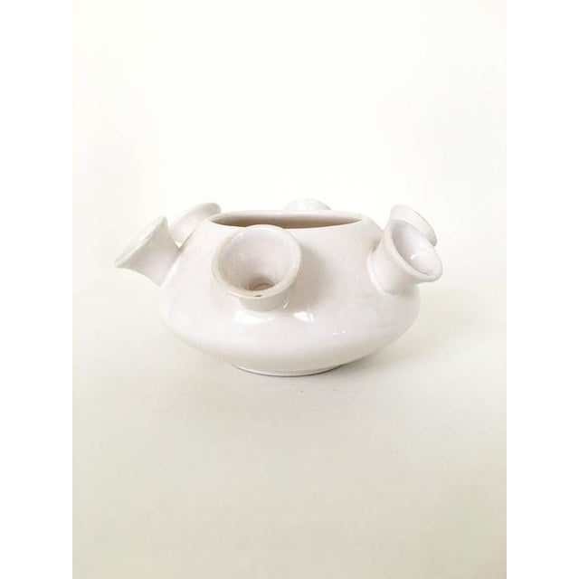 Image of Pol Chambost Signed Vase Sculpture
