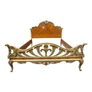 Louis XVl Rococo Bedframe