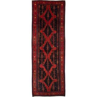 "Zanjan Vintage Persian Rug, 5'0"" x 14'8"""