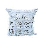 Image of White Handira Pillow