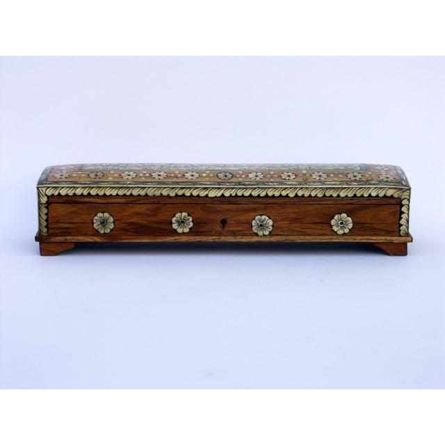 Image of Indian Decorative Wood Box