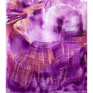 """""""Purple Rain"""" Original Painting"""