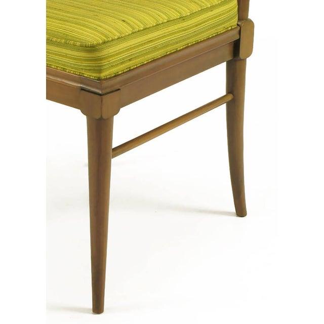 Six J. Stuart Clingman Dining Chairs by John Widdicomb - Image 9 of 10