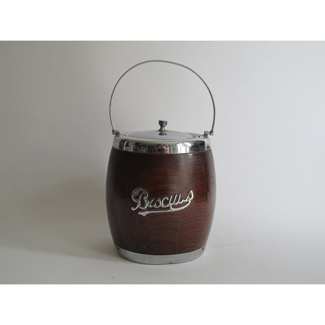 Image of English Biscuit Barrel
