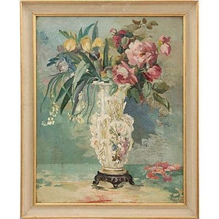 French Bouquet Still Life